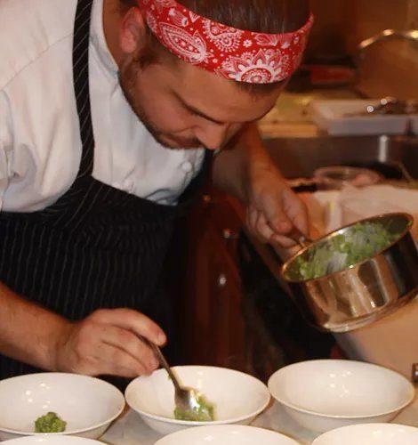 Chef David Ferragamo