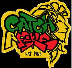 Catch A Fire Hat Pins